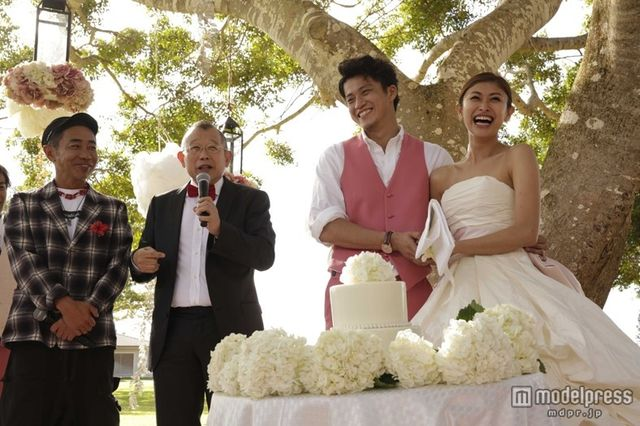 Oguri Shun Yamada Yu Wedding